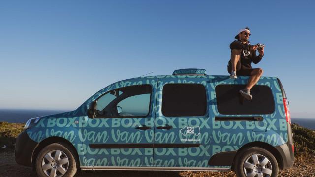 Sete razões para descobrir Portugal a bordo da Vanbox