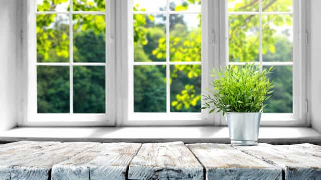 Casa confortável, poupada e ventilada. Tome nota de alguns conselhos