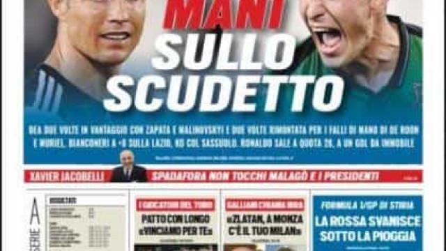 Lá fora: Ingleses choram morte de lenda e Juventus com uma mão no título