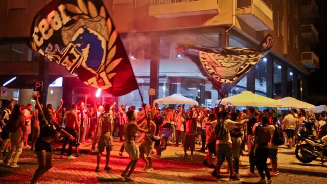 FC Porto campeão em imagens: Um país em festa, mas sem distanciamento