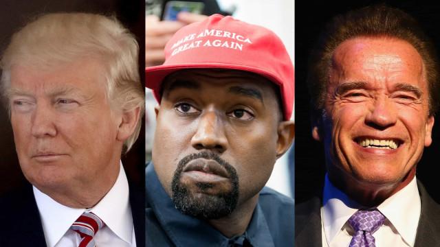 As celebridades que entraram na política