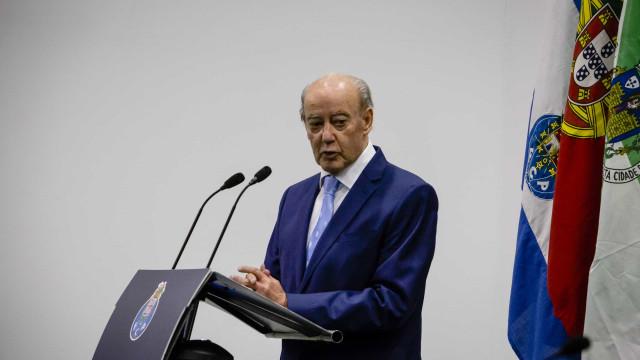 Pinto da Costa comenta fim dos programas com adeptos dos três grandes