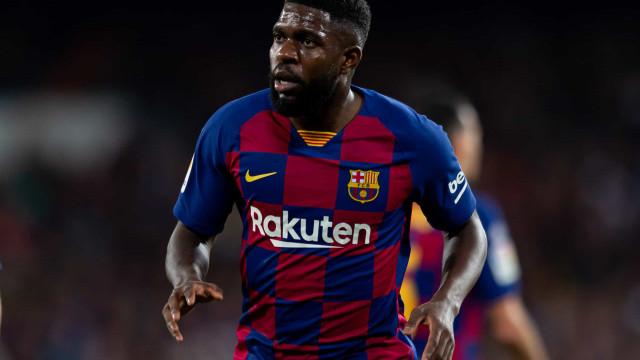Barcelona comunica caso de Covid-19 a poucas horas de jogar na Luz