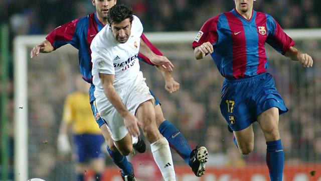 Figo arrasa ex-técnico do Real Madrid e já recebeu a resposta