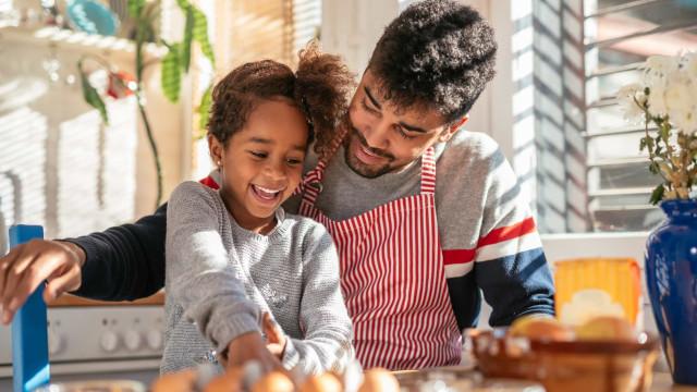 As melhores receitas para ensinar aos seus filhos