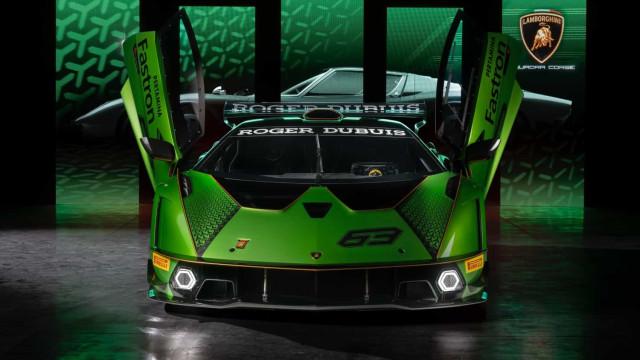 Aí está o Essenza SCV12: O Lamborghini mais potente de sempre