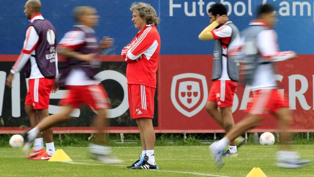 Os cinco jogadores que Jorge Jesus reencontra no Benfica