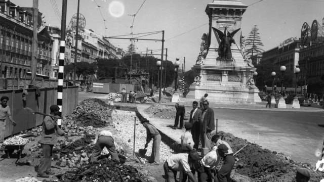 Construção do Metro de Lisboa começou há 65 anos. Recorde