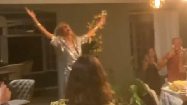 Vídeo: Foi assim a festa do 55.º aniversário de Bibá Pitta