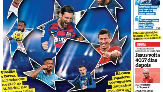 Por cá: Guerra de estrelas e Conceição na agenda do Inter