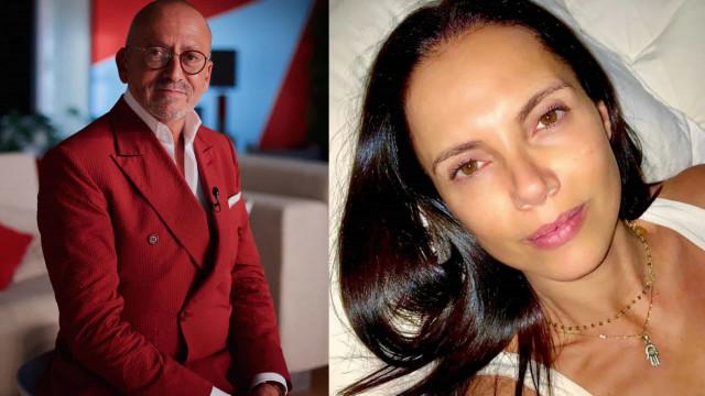 Chega e Olavo Bilac. Comentário de Iva Domingues a Goucha gera discórdia