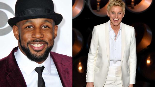 Stephen 'tWitch' Boss quebra silêncio sobre polémica com Ellen DeGeneres