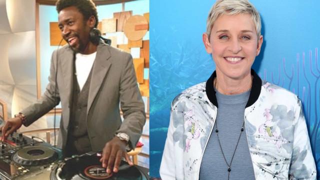 """Antigo DJ de Ellen DeGeneres confirma """"ambiente tóxico"""" no programa"""