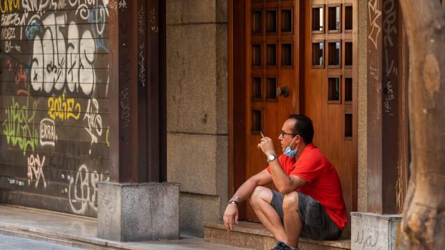 Covid-19: Espanha regista quase 3 mil novos casos em 24h
