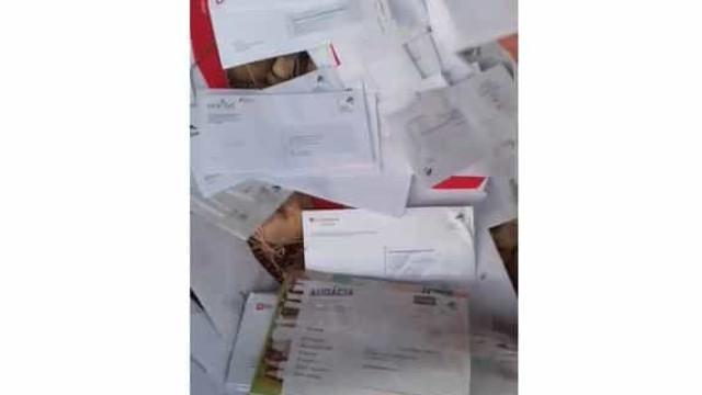 Família encontra centenas de cartas seladas em Abrantes