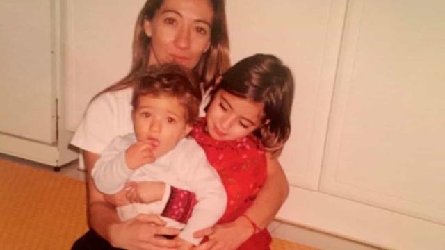 Filha de José Mourinho revela fotos únicas de infância