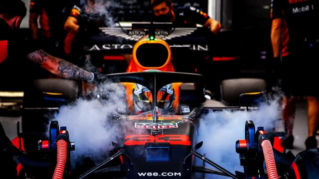 As melhores imagens da qualificação do GP de Espanha em Formula 1