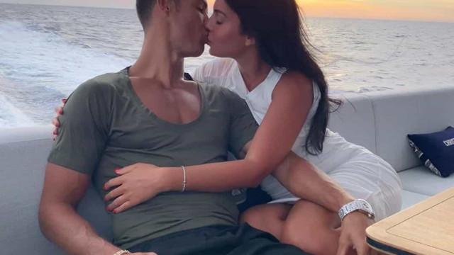 Ronaldo vai ser pai novamente. Georgina está grávida de 12 semanas