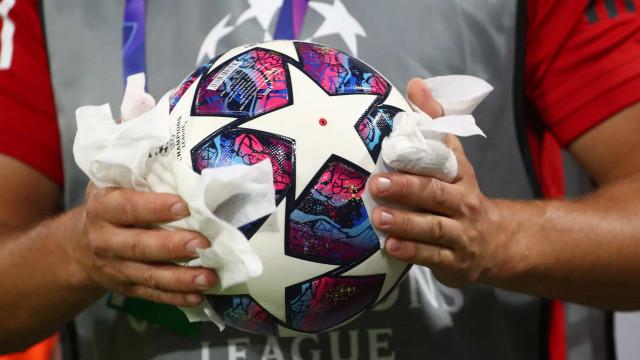 Futebol durante a semana: Os principais jogos que pode ver na televisão