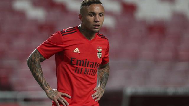 Covid-19 causa razia no Benfica: Os 10 jogadores infetados