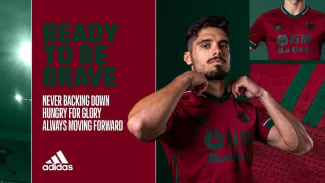 Parecenças entre camisola do Wolves e da seleção portuguesa gera polémica