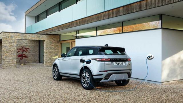 Abram alas para um novo Range Rover... elétrico