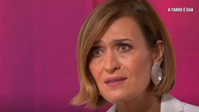 """Fátima Lopes: """"Estou tão chocada com aquilo que estou a ouvir"""""""