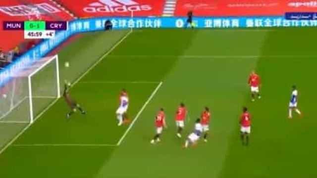 United perdeu, mas De Gea ainda fez esta defesa sensacional