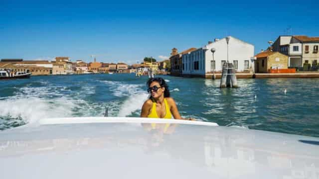 A vida é bela! Georgina Rodríguez mostra novos momentos em Veneza