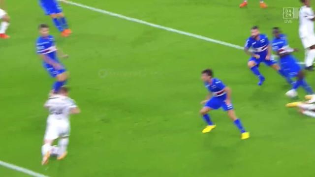 Após insistência de CR7, Kulusevski marca o primeiro golo da 'era Pirlo'