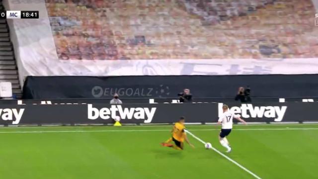 De Bruyne bate Rui Patrício e coloca Manchester City em vantagem