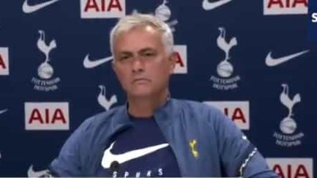 O gesto nobre de Mourinho que promete correr o mundo