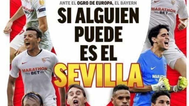Lá fora: Sevilla enfrenta teste bávaro, Morata de volta e o caso Suárez