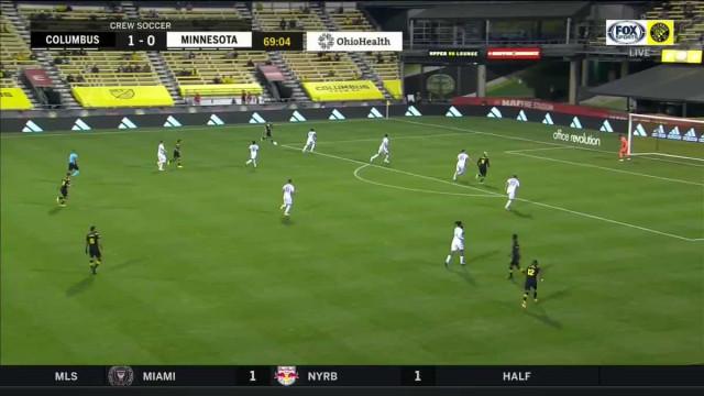 """""""De um ângulo ridículo"""": O golaço de Pedro Santos na MLS"""