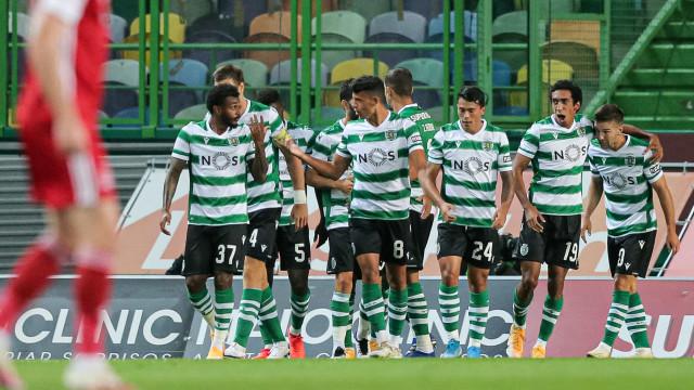Sporting derruba Aberdeen e marca presença no playoff da Liga Europa