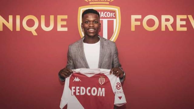 Oficial: Florentino Luís deixa Luz e assina pelo AS Monaco