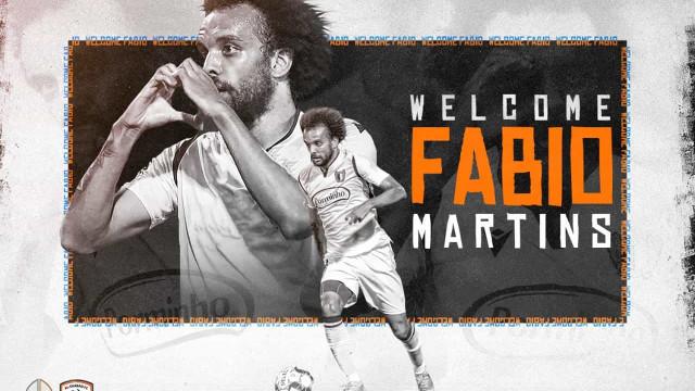 Oficial: Fábio Martins deixa o Sporting de Braga e ruma à Arábia Saudita