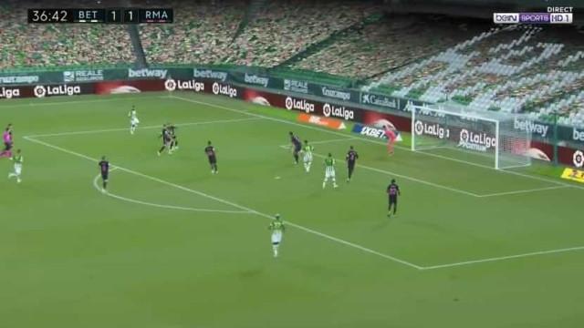 'Tomou-lhe o gosto': William volta a marcar desta vez ao Real Madrid