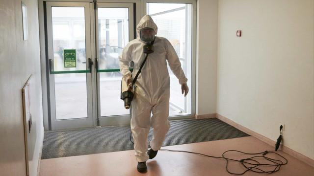 AO MINUTO: 665 novos casos em Portugal; 26 infetados no hospital de Beja