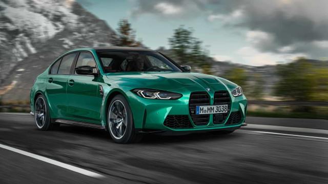 Oficial: Aí estão os novos BMW M3 e M4