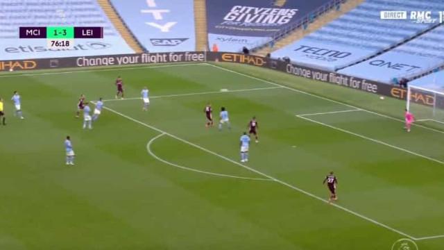 Bomba de Maddison encerra humilhação do Leicester ao City