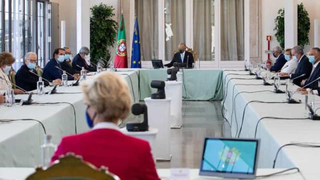 """Conselho de Estado. UE é uma """"mais-valia num contexto tão difícil"""""""