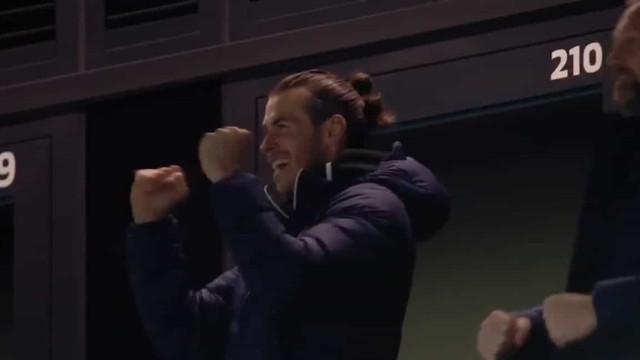 Adeptos do Real em fúria com os festejos de Bale no dérbi londrino