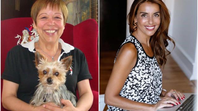 Após polémica com Catarina Furtado, Maria Vieira ficou sem Facebook