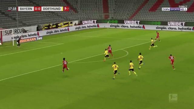 Contra-ataque 'letal' adiantou Bayern Munique na Supertaça