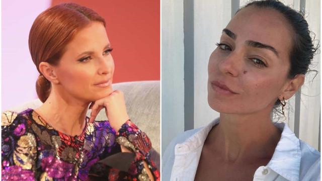 Vanessa Martins apoia Cristina e mostra mensagens ofensivas que recebeu