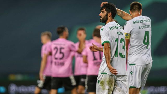 Sonho europeu virou pesadelo austríaco. Sporting fora da Liga Europa