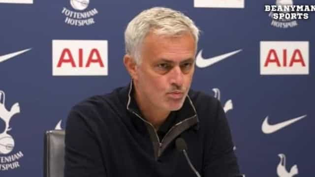 Carlos Vinícius no Tottenham? Eis o que tem a dizer Mourinho