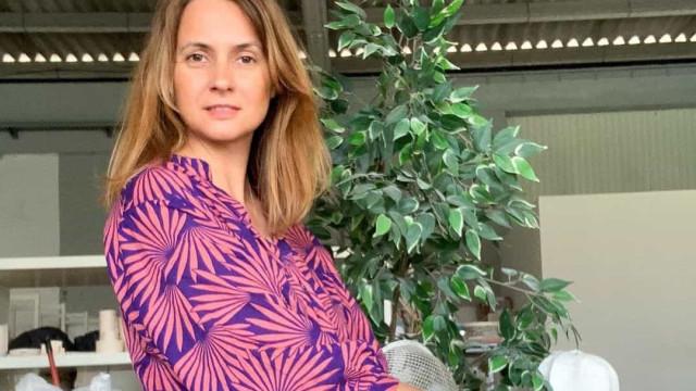 Anna Westerlund fala sobre casa que estava a construir com Pedro Lima