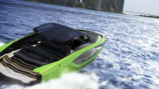 McGregor compra iate da Lamborghini no valor de três milhões de euros